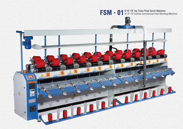 Commercial Final Winding Machine in india punjab ludhiana