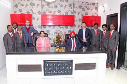 SK IMPEX INDIA - S.K. Tower Inauguration - 2