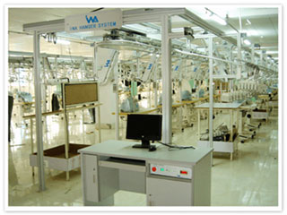 ina intelligent garment hanger system in india punjab ludhiana